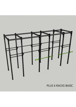 Plus 6 Rack