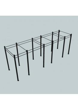 Free Standing 6 Rack