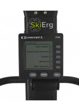 SkiErg (Pared) con PM5