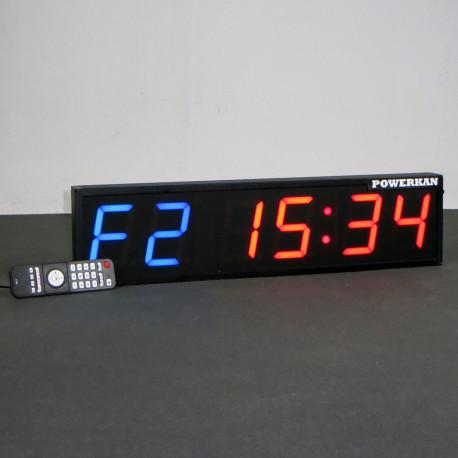 Cronómetro Fitness