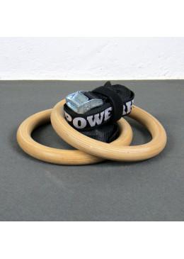 Beech wood Rings 28 mm