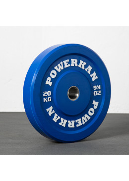 Bumper Plate Color PowerKan